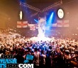 Huge Foam Party in the O2 Academy, Newcastle Upon Tyne