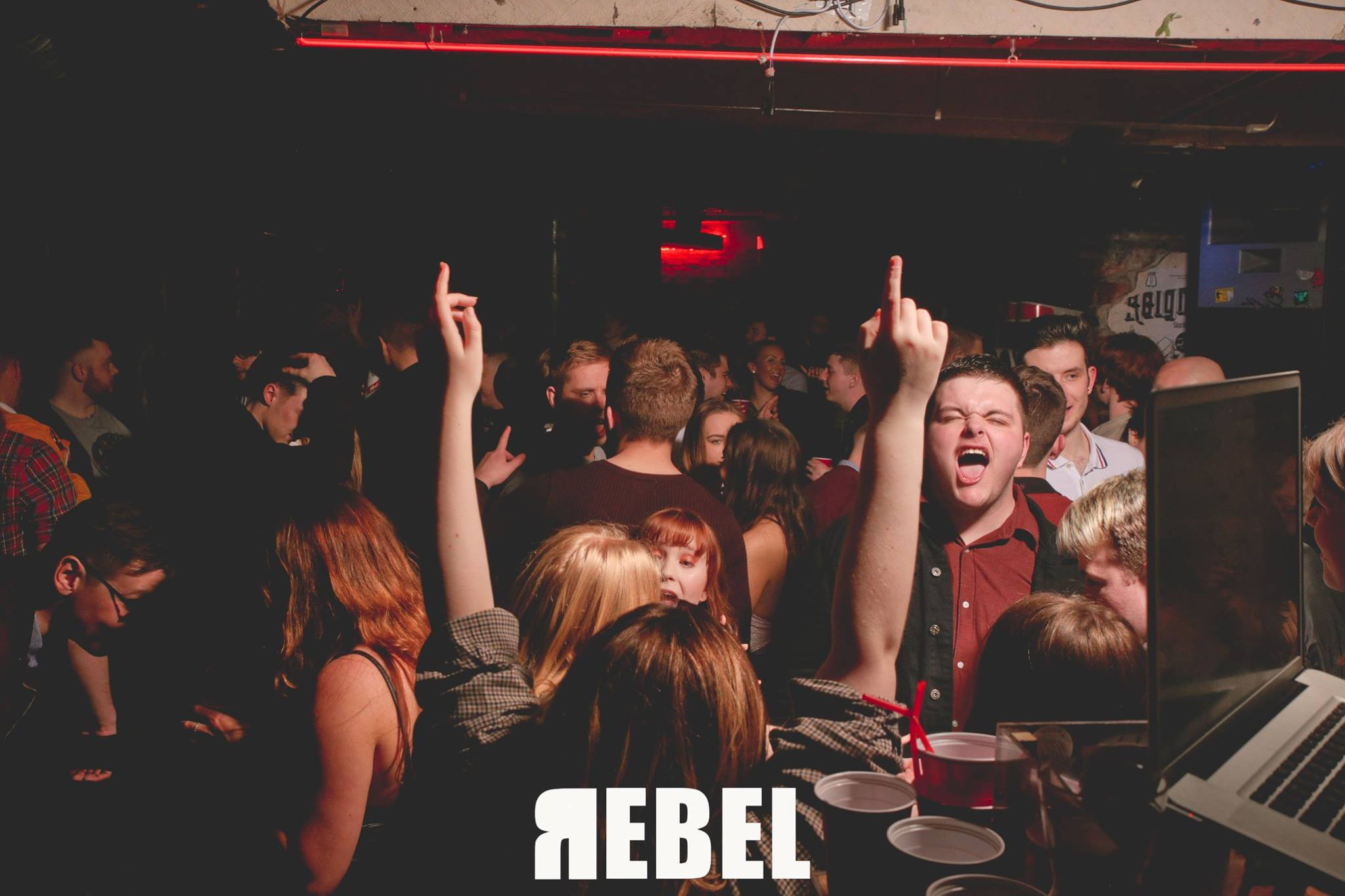 Club Night Guide to Newcastle Nightclubs, with people dancing at Digital