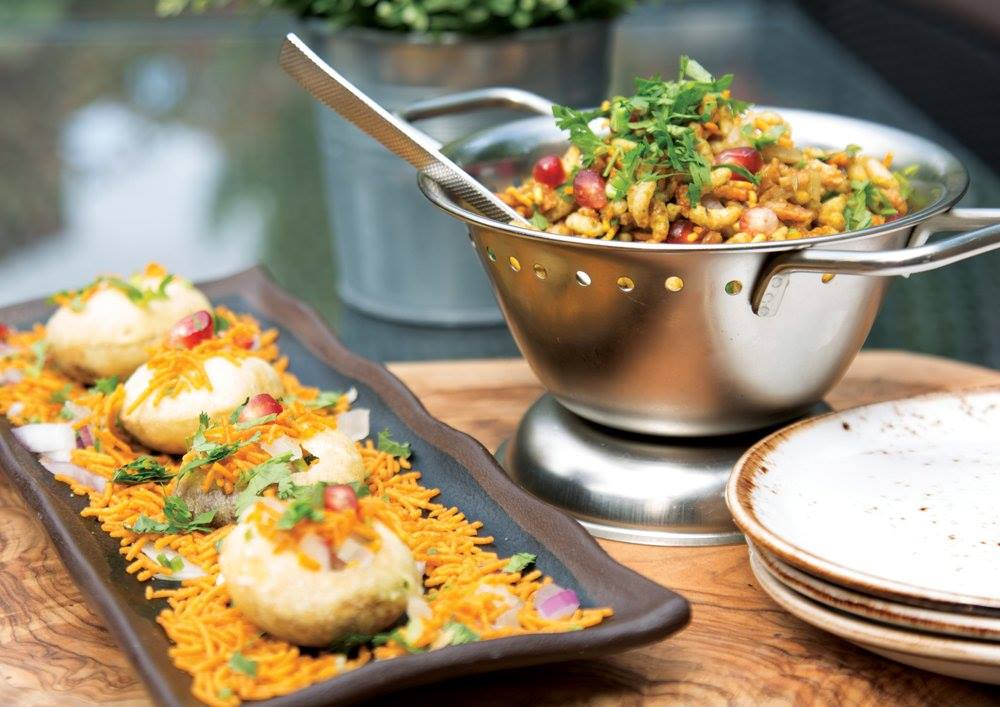 Restaurants in Newcastle , with an mage of Indian street food