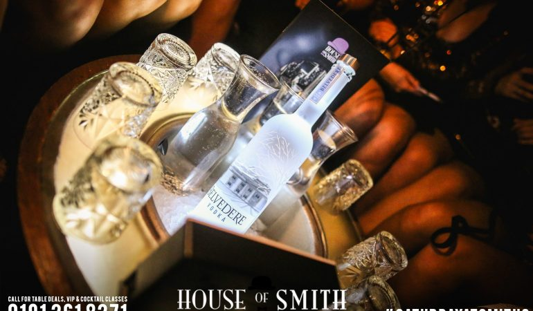 House of Smith Bar Review