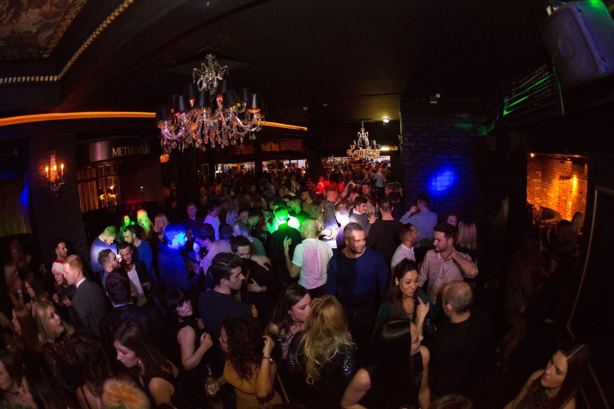 People partying in Newcastle nightclub, Perdu